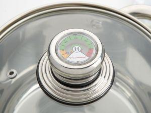 8 dílná sada nerez nádobí s poklicí OSKAR Florina Florina