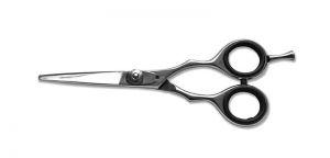 Nůžky holičské 14 cm - stříbrné KDS Sedlčany