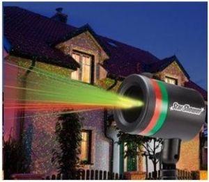 Star Shower Laserová dekorační lampa MEDIASHOP