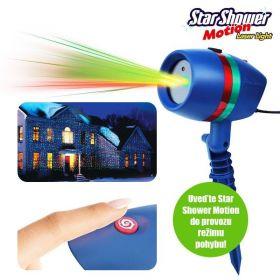 StarShower Remote - Laserová lampa s dálkovým ovládáním MEDIASHOP