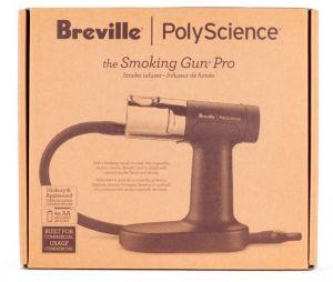Udící pistole GSM700 Polyscience Smoking Gun Profesionální Sage