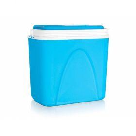 Box chladící 24 l, modrý Happy green