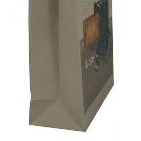 Dárková taška střední M - Denim Goba