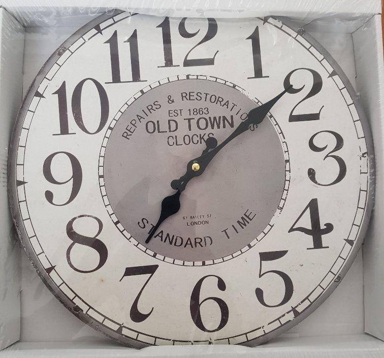 Hodiny nástěnné Old Town 34 cm Goba