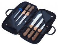 Kabela s řeznickými noži (dřevěná rukojeť) KDS Sedlčany