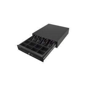 Pokladní zásuvka, černá pro pokladny EURO včetně kabelu pro propojení
