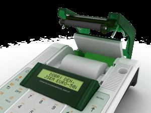 Registrační pokladna EURO 50TEi Mini EET WIFI + RS232 ELCOM