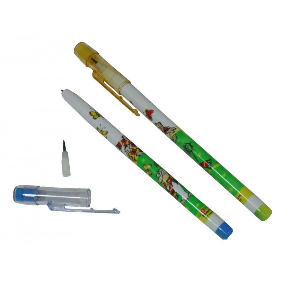 Zasouvací tužky - Set 2 kusy křemílek a vochomurka Banquet