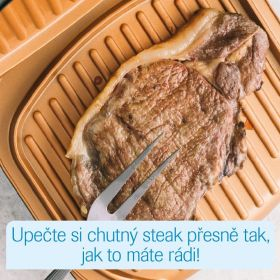 Kontaktní gril Livington Low Fat Grill MEDIASHOP