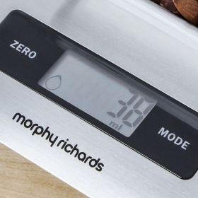 Morphy Richards Kuchyňská váha
