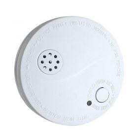Solight detektor kouře + alarm, 85dB, bílý + 9V baterie