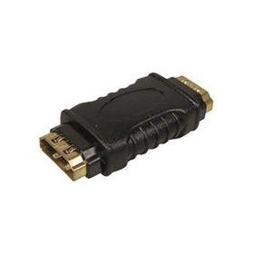 Solight HDMI spojka, HDMI zdířka - HDMI zdířka, přímá, sáček