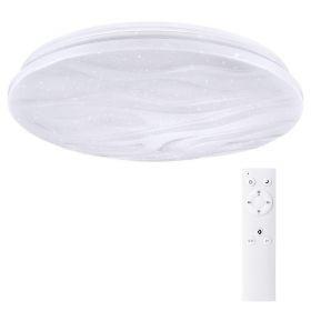 Solight LED stropní světlo Wave, 60W, 4200lm, stmívatelné, změna chromatičnosti, dálkové ovládání
