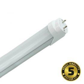 Solight LED zářivka lineární PRO+, T8, 22W, 3080lm, 4000K, 150cm, Alu+PC