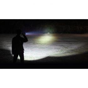 Solight profesionální nabíjecí LED svítilna, T6 XML Cree LED, 600lm, Li-Ion
