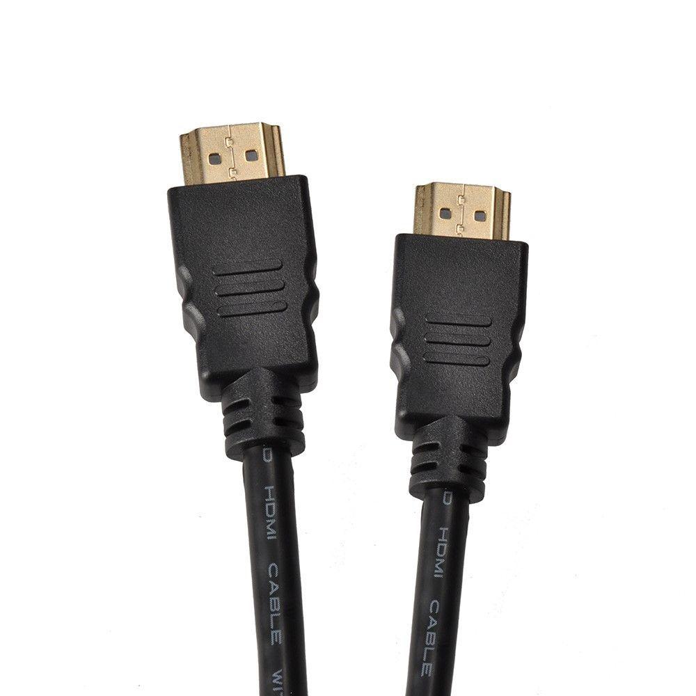 Solight HDMI kabel s Ethernetem, HDMI 1.4 A konektor - HDMI 1.4 A konektor, blistr, 1m
