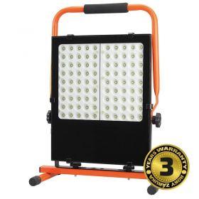 Solight LED venkovní reflektor se stojanem, 100W, 8500lm, kabel se zástrčkou, AC 230V