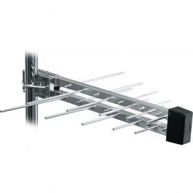 Solight venkovní DVB-T anténa, 22dB, UHF, 21. - 60. kanál, LTE/4G filtr
