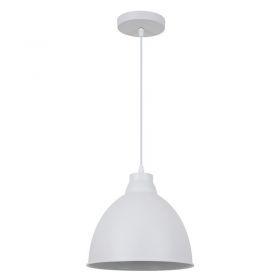 Solight lustr Trento, 26 cm, E27, bílá