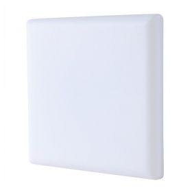 Solight LED podhledové svítidlo, 8W, 720lm, 4000K, IP54, voděodolné, čtvercové, bílé