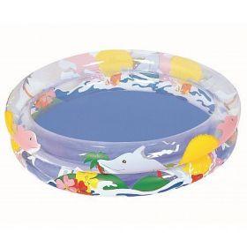 51012 Dětský bazén Sea Life 91 x 20 cm