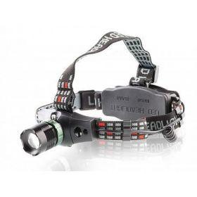 Dobíjecí LED čelová svítilna LP-6561