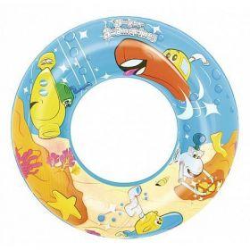 36013 Nafukovací kruh Designer 56 cm