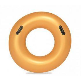 36127 Nafukovací kruh Gold
