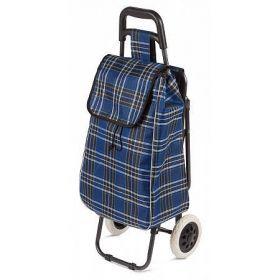 Nákupní taška + sedátko 3v1 38 litrů