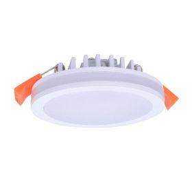 Solight LED podhledové svítidlo, 6W, 420lm, 4000K, IP44, kulaté