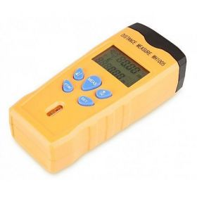 Ultrazvukový měřič vzdálenosti s laserovým zaměřovačem WH1005