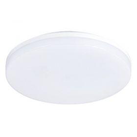 Solight LED venkovní osvětlení, přisazené, kulaté, IP54, 24W, 1920lm, 4000K, 28cm