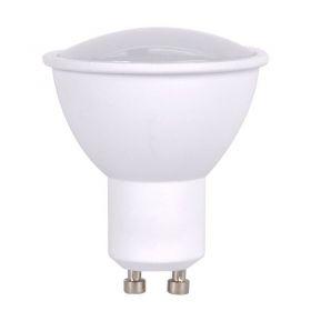Solight LED žárovka, bodová , 7W, GU10, 3000K, 560lm, bílá
