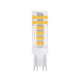 Solight LED žárovka G9, 4,5W, 3000K, 400lm