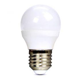 Solight LED žárovka, miniglobe, 4W, E27, 3000K, 340lm