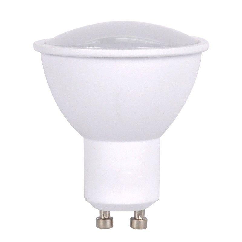 Solight LED žárovka, bodová , 5W, GU10, 4000K, 425lm, bílá