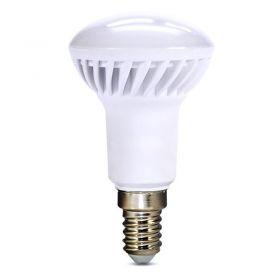 Solight LED žárovka reflektorová, R50, 5W, E14, 4000K, 440lm, bílé provedení