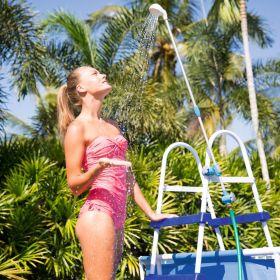 58307 Bazénová sprcha Pool Shower, samostatně Bestway