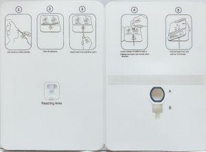 Beijing Lepu Medical Technology SARS-CoV-2 Antigen Rapid Test Kit 100 ks