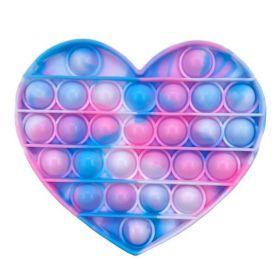 Pop it GMEX - barevné srdce