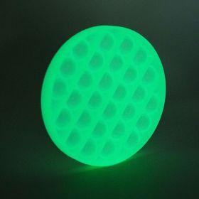 Pop it GMEX - kruh svítící ve tmě zelený