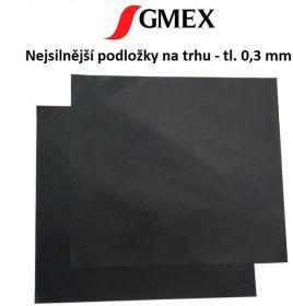 Teflonová podložka na gril a do trouby - Podložky grilovací GMEX 40x33 cm 2ks