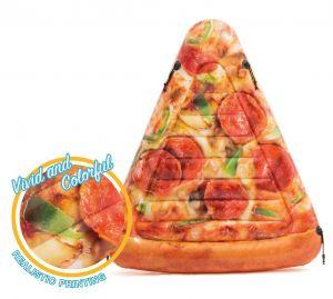 58752 Nafukovací lehátko pizza 175 x 145 cm, samostatně
