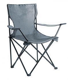 Kempingová židle, samostatně | antracit, zelená