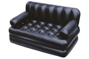Air Couch Double MULTI 5v1 188 x 152 x 64 cm 75054